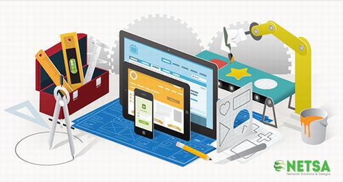 Thiết kế website doanh nghiệp sản xuất uy tín giá rẻ tại Thủ Đức