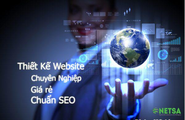 Thiết kế website bán hàng chuyên nghiệp wordpress giá rẻ chuẩn SEO Google tại TPHCM