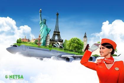 Thiết kế website bán vé máy bay chuyên nghiệp tại Thủ Đức