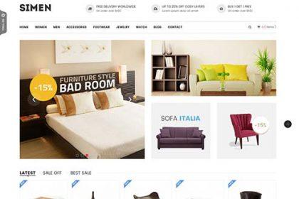 Thiết kế website chuyên trang trí thiết kế nội thất chuyên nghiệp tại Thủ Đức