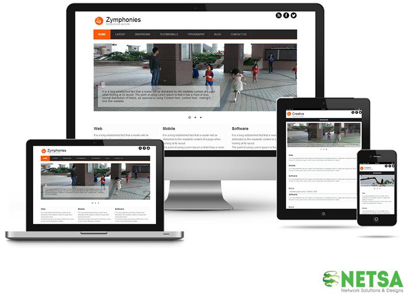 Thiết kế website theo yêu cầu khách hàng chuyên nghiệp giá rẻ tại TPHCM