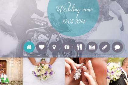 Thiết website ảnh cưới, chụp hình cưới, studio chụp hình cưới chuyên nghiệp tại Thủ Đức