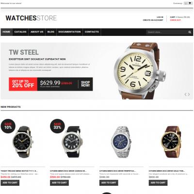 Thiết kế website bán đồng hồ giá rẻ chuyên nghiệp tại Thủ Đức
