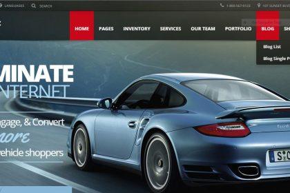 Thiết kế website bán ôtô, xe máy tại Thủ Đức