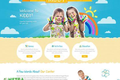 Thiết kế website trường mầm non chuyên nghiệp,  giá rẻ tại Thủ Đức