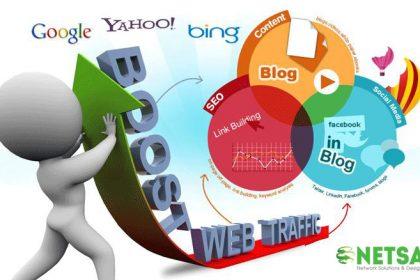 5 cách tăng traffic cho website hiệu quả 2017