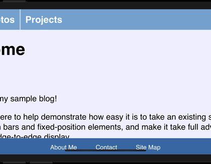 Apple đưa ra giải pháp cho các nhà thiết kế web dành cho iPhone X