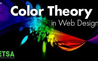 Lựa chọn màu sắc trong thiết kế website
